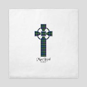 Cross-MacLeodSkye Queen Duvet