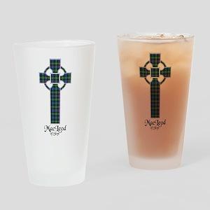 Cross-MacLeodSkye Drinking Glass