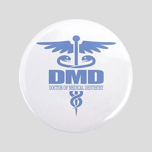 """Caduceus DMD 3.5"""" Button"""