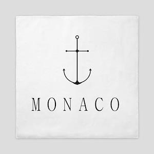 Monaco Sailing Anchor Queen Duvet