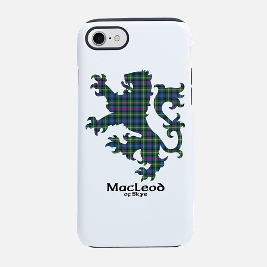 Lion-MacLeodSkye iPhone 7 Tough Case