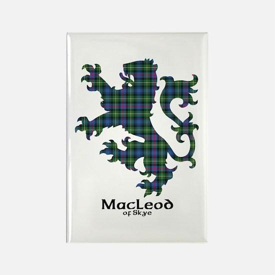 Lion-MacLeodSkye Rectangle Magnet