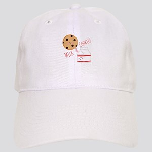 Milk Cookies Baseball Cap
