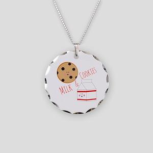 Milk Cookies Necklace