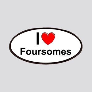 Foursomes Patches