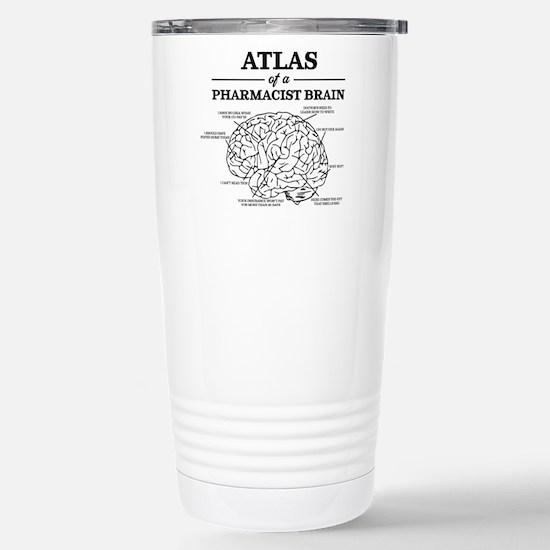 Atlas of a Pharma Travel Mug
