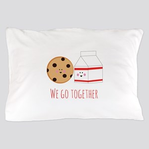 Go Together Pillow Case