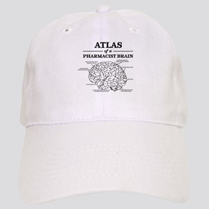 Atlas of a Pharmacist Brain Cap