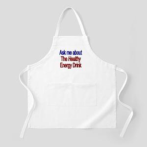 Healthy Energy Drink BBQ Apron