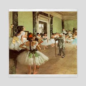 Degas Dance Class Queen Duvet