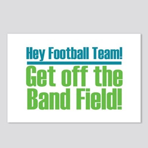 Marching Band Field Postcards (Package of 8)