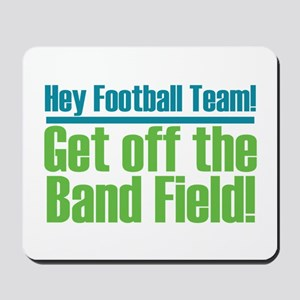 Marching Band Field Mousepad