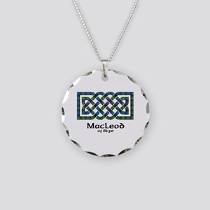 Knot-MacLeodSkye Necklace Circle Charm