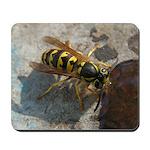 Yellowjacket Wasp Mousepad