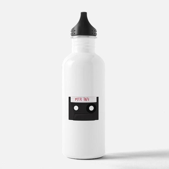 Mix Tape Water Bottle