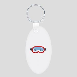 Ski Mask Keychains