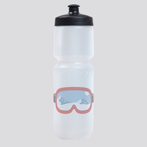 Ski Mask Sports Bottle