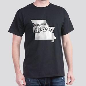 The Great State of Misery Dark T-Shirt