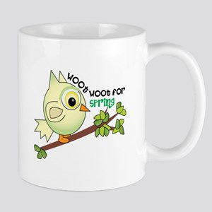 Woot For Spring Mugs