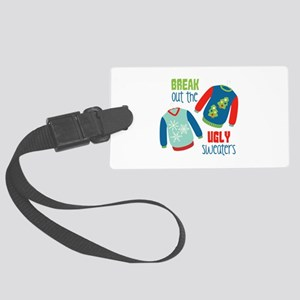 Break out the sweaters Luggage Tag