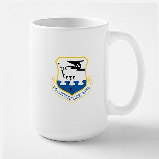 155th Air Force Refueling.psd Mugs