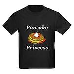 Pancake Princess Kids Dark T-Shirt