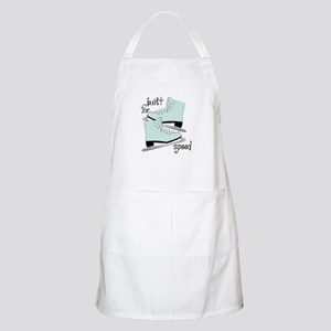 Built For Speed Apron
