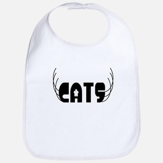 Cats Bib