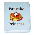 Pancake Princess baby blanket