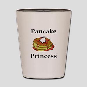 Pancake Princess Shot Glass