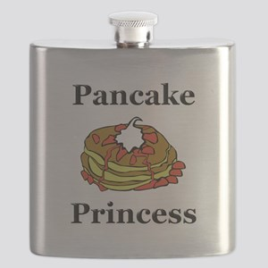 Pancake Princess Flask