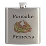 Pancake Princess Flask