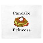 Pancake Princess King Duvet