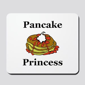 Pancake Princess Mousepad