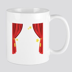 Stage Curtain Mugs