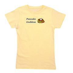 Pancake Goddess Girl's Tee