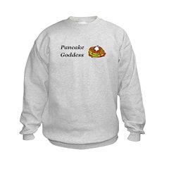 Pancake Goddess Sweatshirt