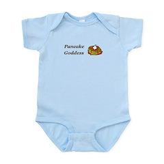 Pancake Goddess Infant Bodysuit