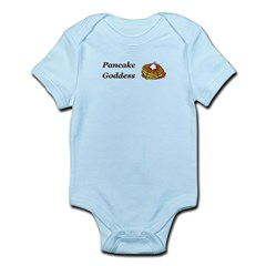 Pancake Goddess Infant Bodysuit