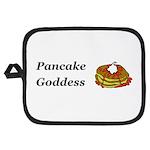 Pancake Goddess Potholder