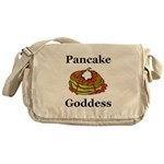 Pancake Goddess Messenger Bag