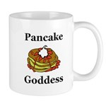 Pancake Goddess Mug