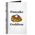 Pancake Goddess Journal