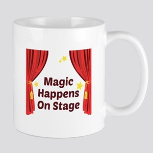 Magic Happens Mugs