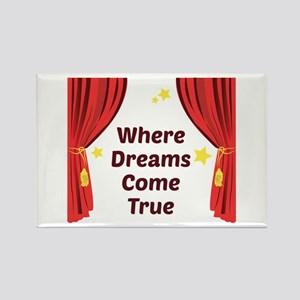 Dreams Come True Magnets
