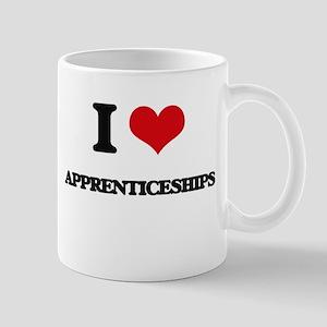 I Love Apprenticeships Mugs