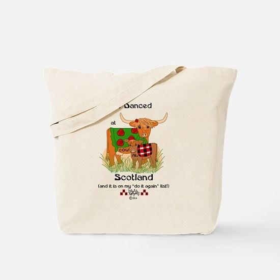 Cowal, Scotland Tote Bag