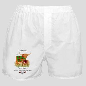 Cowal, Scotland Boxer Shorts