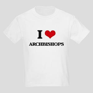 I Love Archbishops T-Shirt