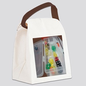 road ready Canvas Lunch Bag